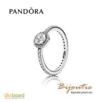 Оригинал Pandora кольцо безупречная элегантность 190946CZ