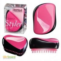 Распутывающая расческа для волос Tangle Teezer Compact Styler (Тангл тизер)