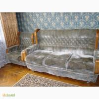 Продам б/у мягкую мебель