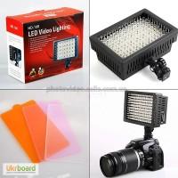 Светодиодный накамерный свет HD-160 LED