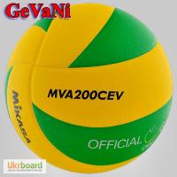 Мяч волейбольный Mikasa MVA200CEV реплика