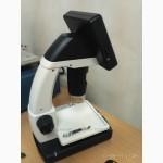 ЖК-дисплей цифровой микроскоп настольный USB HD электронный микроскоп с экрана 3.5-дюймов