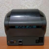 Zebra GK420d - термопринтер нового поколения, гарантия 6 мес