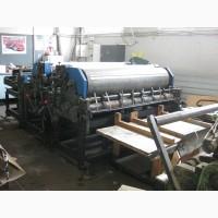 Продам печатную машину по гофре 2ПФМ 1600 (гофропечатную)