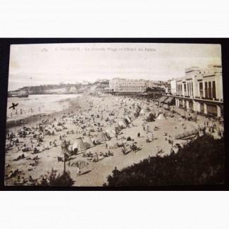 Франция.Биарриц.Отель Ду Палаис.Казино. 1930г. Лот 199