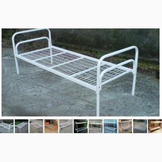 Кровати металлические бюджетные. Недорогая двухъярусная кровать