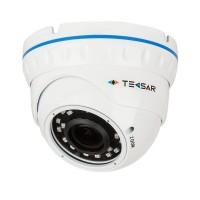 Продам купольную видеокамеру AHDD-30V3M-out 3Mp с ИК подсветкой до 30м Tecsar