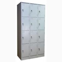 Шкаф металлический ячеечный, сумочница для хранения