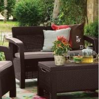 Комплект садовой мебели Bahamas Set Нидерланды Allibert, Keter для дома, кафе