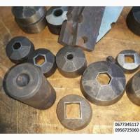 Инструмент для производства крепежа и метизов, Пуансоны первого прохода