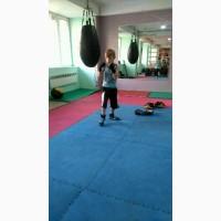 Бокс. Тренировка по боксу