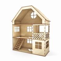 Кукольный домик для Барби. Бесплатная доставка