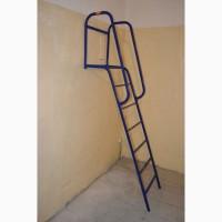 Универсальная приставная лестница Kolvi