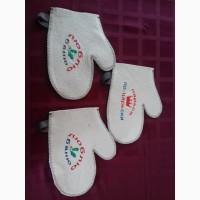 Рукавицы для бани предназначены для защиты наших рук