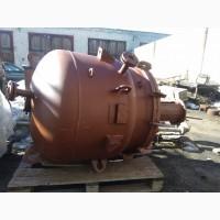 Продам аппараты (реакторы) 400л, сталь/эмаль