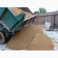 Продажа и доставка песка речного