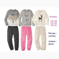 Домашний костюм, пижама Pepperts р-ры 122-156 Германия
