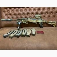 Продам нарезной карабин Форт с тюнингом Fab Defense калибр 7.62х39, Одесса