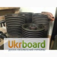 Шкивы привода (шпонка), ходовой винт к 1К62, 1М63(ДИП300), 16К20, 1 К