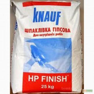 Шпаклевка Knauf HP-Finish 25 кг