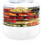 Сушарка для овочів і фруктів Supretto з регулятором температури