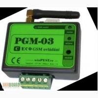 GSM замок без ключей - для шлагбаума