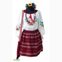 Вышиванка.Сорочки, блузы, платья, юбки, шаровары.Мужская.Женская. Детская