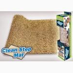 Впитывающий коврик для дома. Clean Step Мат Украина
