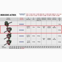 Коробка отбора мощности Мерседес Actros G155 прямая