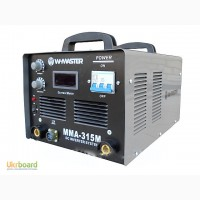 Сварочный инвертор W-MASTER MMA-315М на 380 вольт