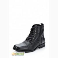 Продаю ботинки Selected Homme (Португалия) чёрные Супер