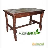 Купить деревянный стол, Стол Медвежий