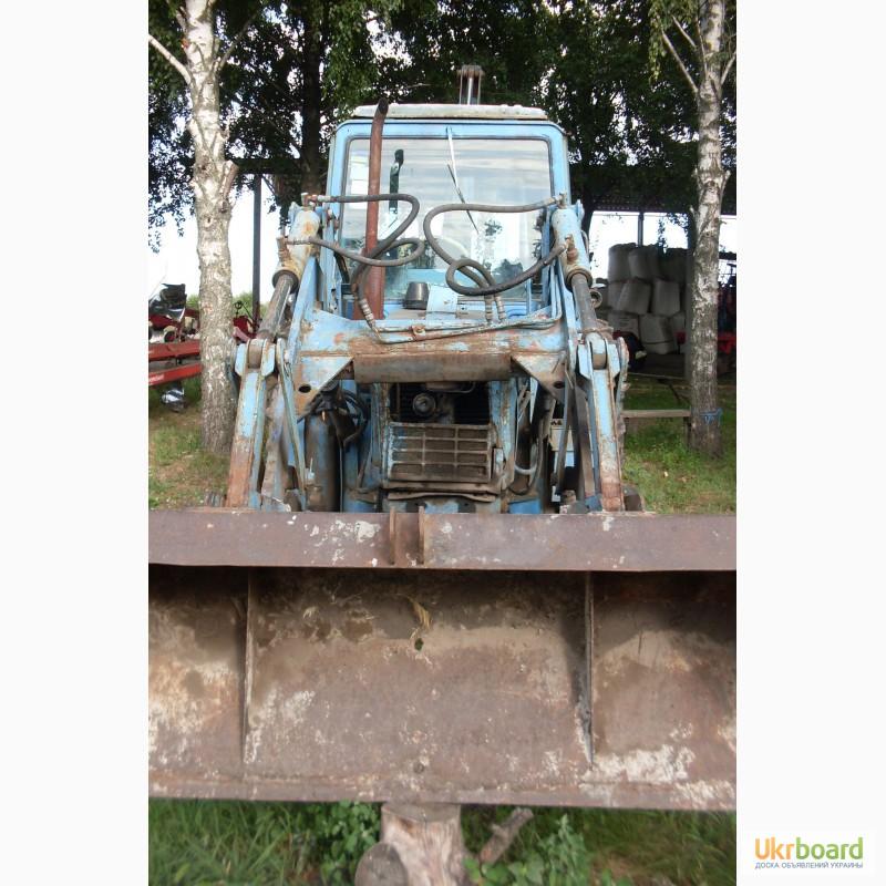 Мтз 82.1, 2008 (трактор, погрузчик, экскаватор)
