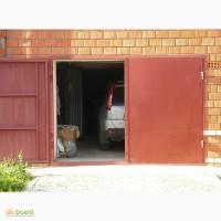 Металлические гаражные ворота цена Кривой Рог недорого