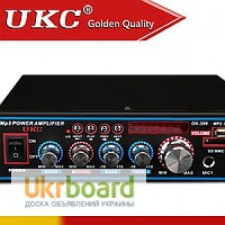 Усилитель звука для динамиков УКС 309