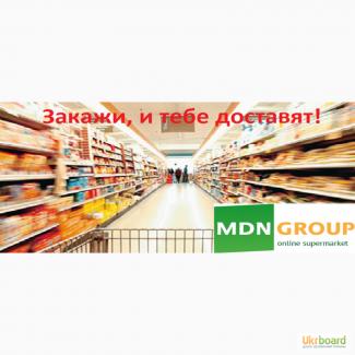 MDNgroup - онлайн супермаркет