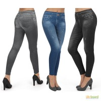 Легинсы Slim Jeggings Слим Джеггинс (Леджинсы)