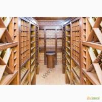 Винный погреб - стеллажи для хранения вина