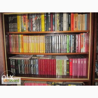 Большая домашняя библиотека детективных романов