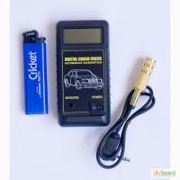 Цифровой прибор для определения толщины лакокрасочного покрытия автомобиля