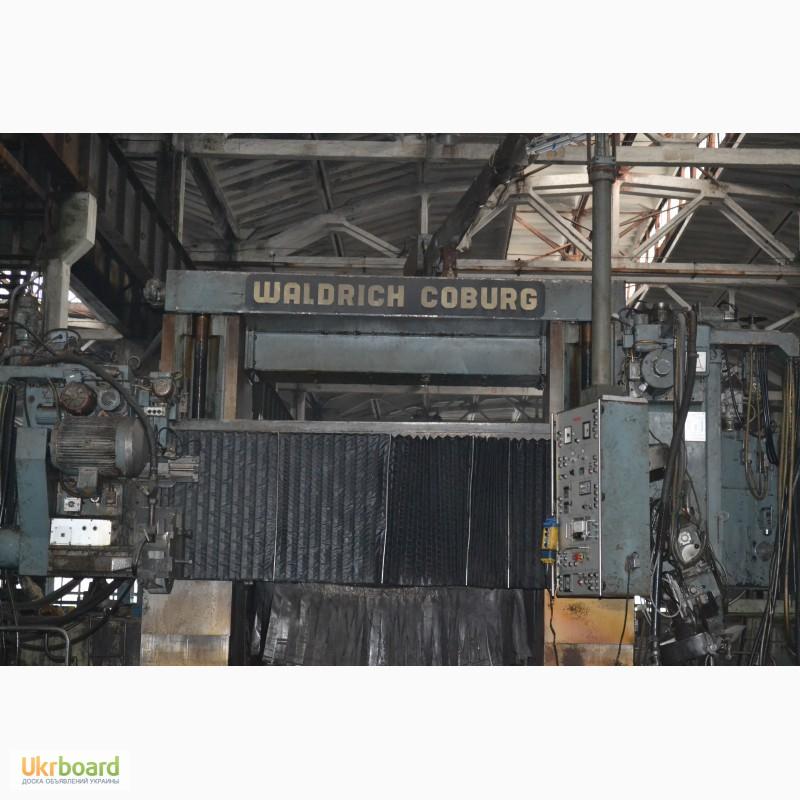 Фото 2. Продольно-шлифовальный станок 15-10 S 2020 и 40-15 S 4030 Waldrich Coburg