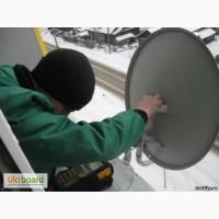 Ремонт, настройка спутниковых антенн в Одессе