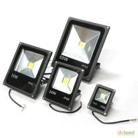 Продажа светодиодных ЛЕД прожекторов 10W, 20W, 30W, 50W, 100w