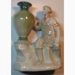 Продам фарфоровую статуэтку Данила - мастер