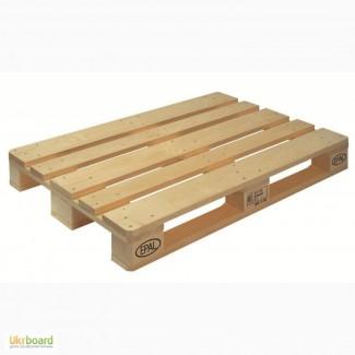 Принимаем деревянные поддоны б/у от 20 до 110 грн