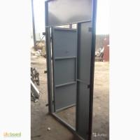Двери в тамбур подъезд технические металлические междуэтажные