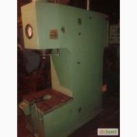 Пресс гидравлический П6328, ус. 63тонны, одностоечный, идеальное рабочее состояние