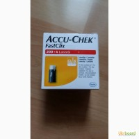 Ланцеты Accu-Chek FastClix (ФастКликс 204)