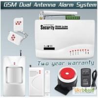GSM сигнализация для домашней беспроводной охранной сигнализации