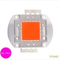 Светодиод для растений Vanq 30 Вт Full spectrum (фитосветодиод)